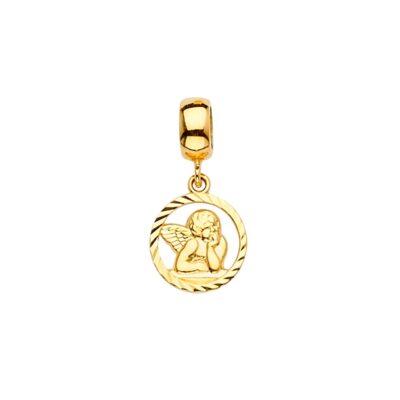 14KY Angel Charm for Mix&Match Bracelet