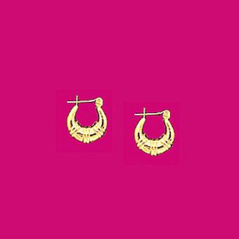 10Kt Fancy Earrings