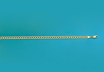 4.5mm Cuban Mens Chain
