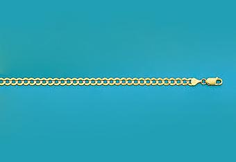 5.5mm Cuban Mens Chain
