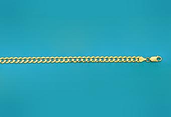 6.5mm Cuban Mens Chain