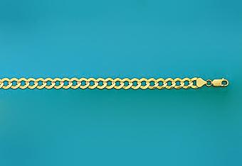 8mm Cuban Mens Chain