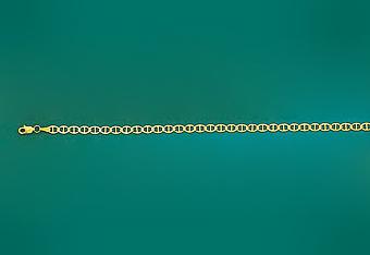 4mm Gucci Mens Chain