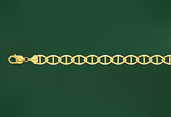 10.5mm Gucci Mens Chain