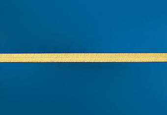 10.0 mm Herring Bone Necklace