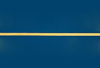 5.0 mm Herring Bone Necklace