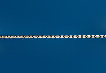 4.0 mm 14K Yellow Gold Valentino Chain