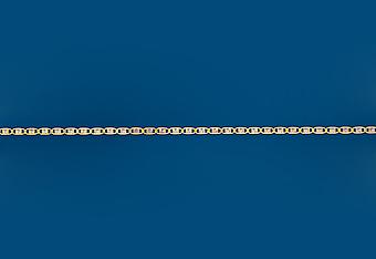 3.0 mm 14K Yellow Gold Valentino Chain
