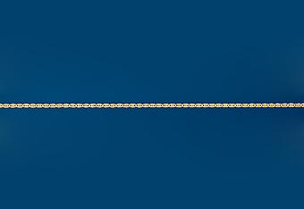 2.0 mm 14K Yellow Gold Valentino Chain