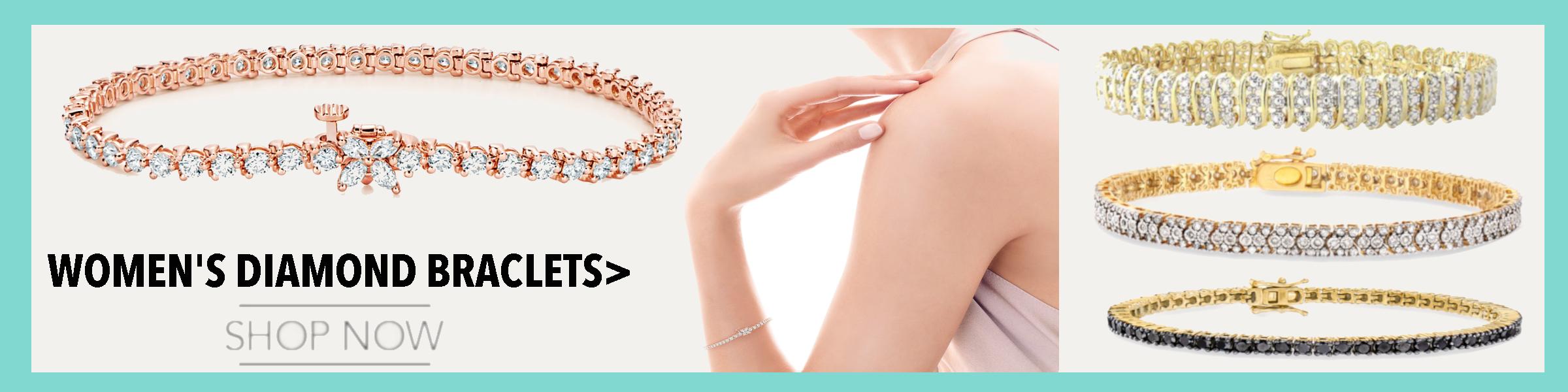 Women Diamond Bracelets